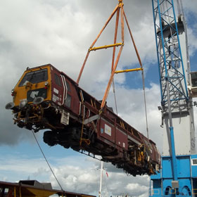 heavy lift project cargo