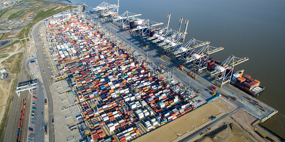 solent stevedores to open new empty container facility at London Gateway port, Thurrock