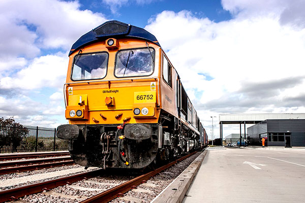 GB railfreight commercial service southampton to doncaster